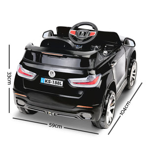 BMW X5 S Replica Electric Car - Black - eRider