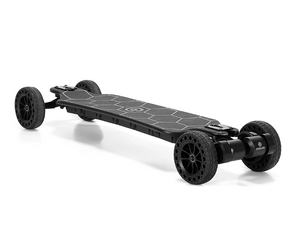 "Ownboard Bamboo AT + GT (39"") 3000W All Terrain Electric Skateboard Dual Belt Motor - eRider.com.au"