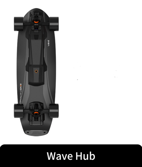 Exway Wave Best Mini Flexible Electric Skateboard - eRider.com.au
