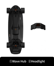 Load image into Gallery viewer, Exway Wave Best Mini Flexible Electric Skateboard - eRider.com.au