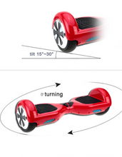 Load image into Gallery viewer, Intelligent Two Wheels Self Balancing Hoverboard Smart Electric Hoverboard with LED Light - eRider