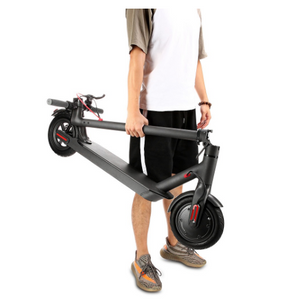 Dual Braking Folding Electric Scooter High speed 25km/h 30km Range 5.2Ah battery Skateboard for Adults Office Workers Teenagers - eRider
