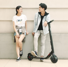 Load image into Gallery viewer, Ninebot Segway ES1 Smart Scooter Two Wheel Folding Electric Scooter for Adults Teens 20km/h 100kg Max Load - eRider