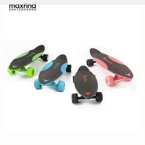 Maxfind C Series - Four Wheel Electric Penny Skateboard Single Motor Wireless Remote Controller - eRider