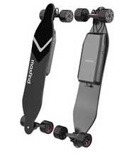 Load image into Gallery viewer, Maxfind 4 Series - Four Wheel Electric Longboard Skateboard Max 4, 1000W Single Motor Wireless Remote Controller - eRider
