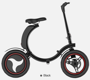 Manake MK 114 - The creative folding electric bike - eRider