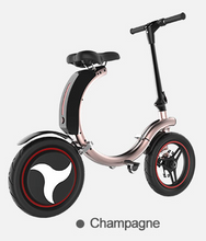 Load image into Gallery viewer, Manake MK 114 - The creative folding electric bike - eRider