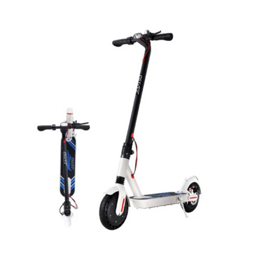 Electric Scooter Compact Portable Foldable For Kids & Adults + Led Light - eRider