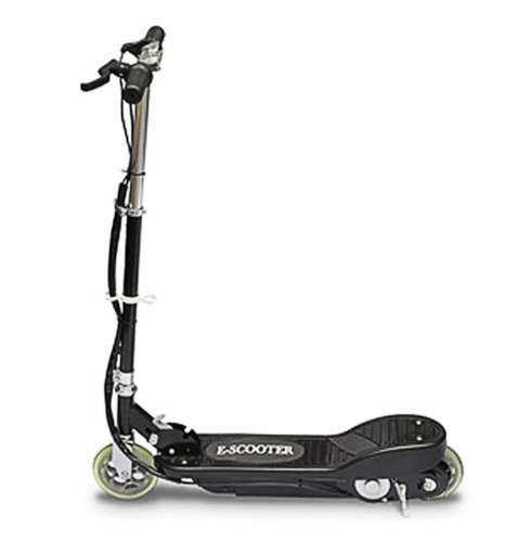 Electric Scooter for Kids 120W - Black - eRider
