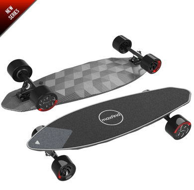 Maxfind Series 2 Pro Electric Skateboard Single Motor 600W & Dual Motor 1200W - eRider