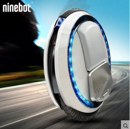 Segway Ninebot One C+ Electric unicycle one wheel scooter Electric balancing car LED,500W - eRider