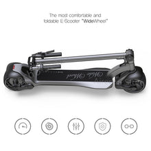 Load image into Gallery viewer, Mercane WideWheel Kickscooter 500W / 1000W Foldable Smart Electric Scooter Dual Motor - eRider