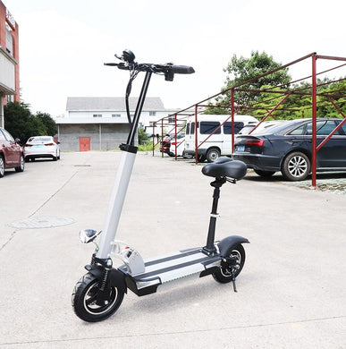 JueShuai (JS) Long Distance 100km Foldable Electric Scooter 45km/h Max 48V 26AH - eRider.com.au