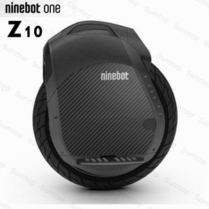 Original Ninebot One Z10 / Z6 Unicycle Self Balancing Hoverboard Scooter 1800W 45km/h With Handle Support Bluetooth APP - eRider