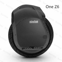 Load image into Gallery viewer, Original Ninebot One Z10 / Z6 Unicycle Self Balancing Hoverboard Scooter 1800W 45km/h With Handle Support Bluetooth APP - eRider