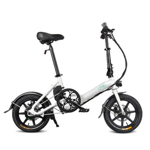 Original FIIDO D3 Folding Electric Bicycle E-Bike 7.8Ah 25km/h 40 km mileage 17.5kg - eRider