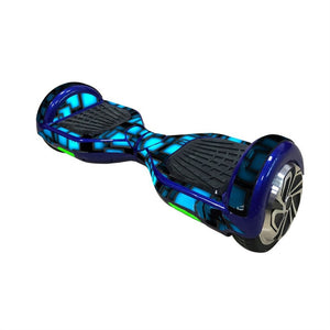 Self-Balancing Electric Scooters Skin Hover Board Sticker Self Balance Protective PVC Skin Decal Cover - eRider