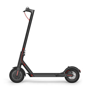 8.5 Inch Two Wheel Quick Folding Electric Scooter Dual Braking System Smart App Control - eRider