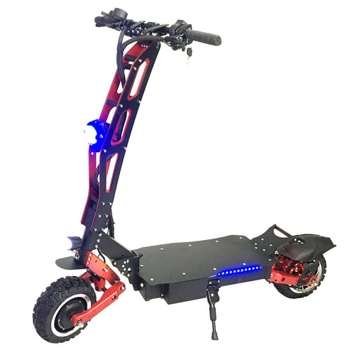 FLJ Electric Scooter with 3200W / 60V Motor Electric Scooter Off Road Fat Tire - eRider.com.au
