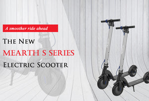 Mearth X Pro - Electric Scooter