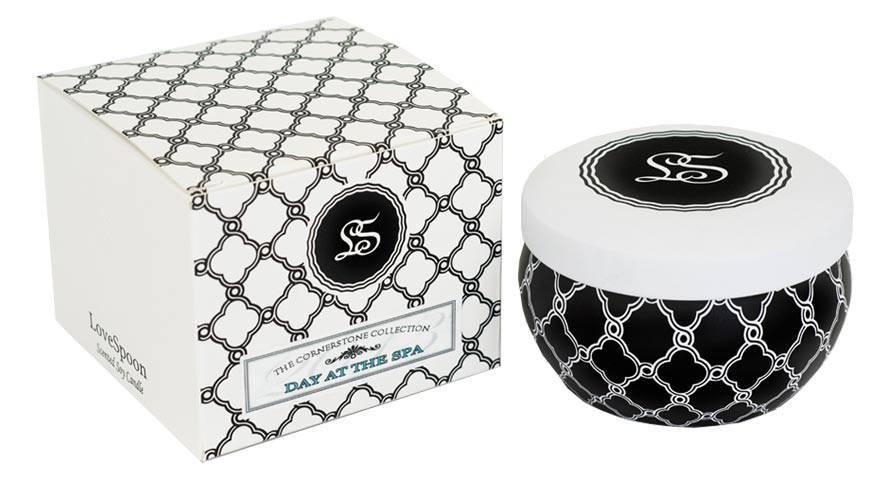 DAY AT THE SPA SOY CANDLE - Perfumes for Women