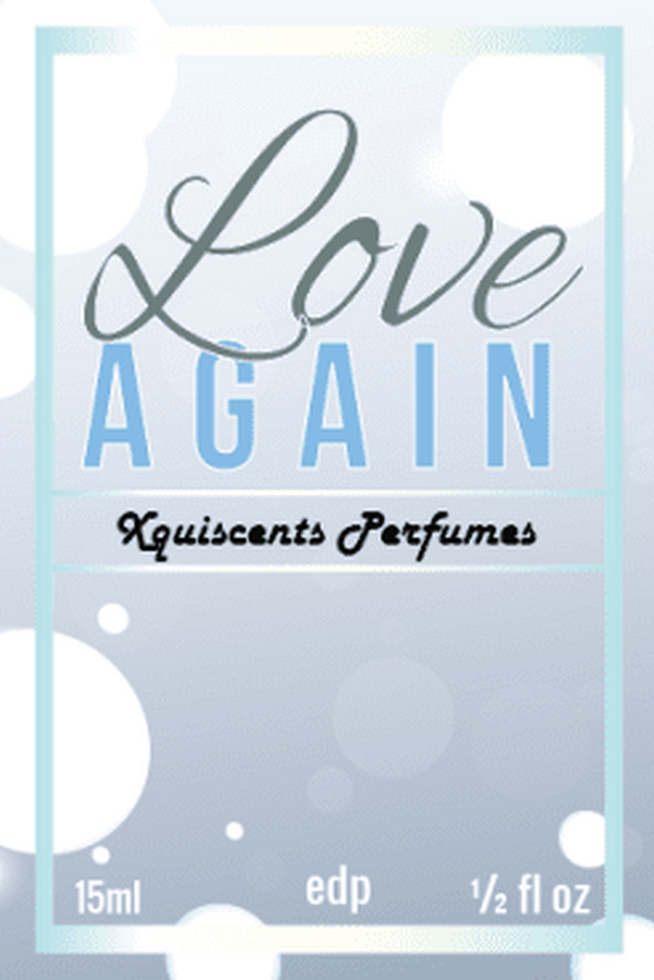 Love Again perfume by Xquiscents Perfumes - Xquiscents Perfumes