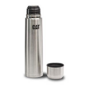 CAT<sup>®</sup> Insulated Steel Flask - 1L