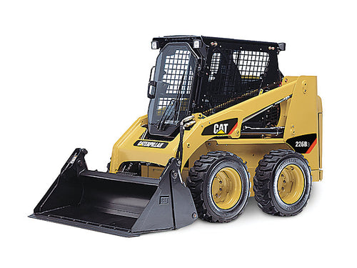 CAT<sup>®</sup> 226B III Skid Steer Loader