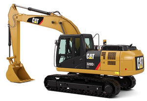 CAT<sup>®</sup> 320 GC Hydraulic Excavator