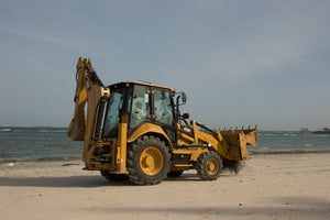 Deposit for Cat® Certified Used 428F Back Hoe Loader