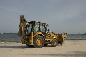 CAT<sup>®</sup> 426F Backhoe Loader Rental