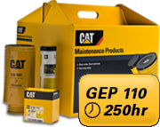PM Kit 250 hours for Mantrac Cat® GEP 110