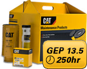 PM Kit 250 hours for Mantrac Cat® GEP 13.5
