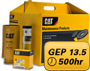 PM Kit 500 hours for Mantrac Cat® GEP 13.5