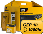 PM Kit 1000 hours for Mantrac Cat® GEP 18