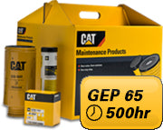 PM Kit 500 hours for Mantrac Cat® GEP 65