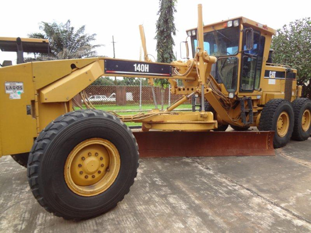 CAT<sup>®</sup> Certified Used 140H Motor Grader