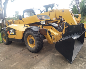 CAT<sup>®</sup> Certified Used TH514 Telehandler