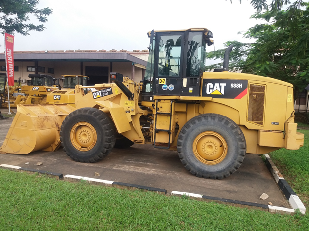 CAT<sup>®</sup> Certified Used 938H Wheel Loader