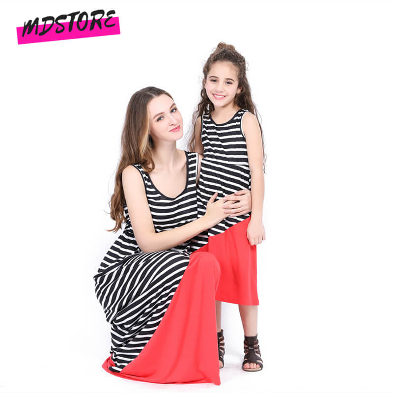 mommy and me dresses