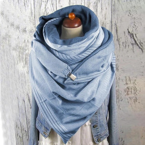Casual Soft Warm Shawl