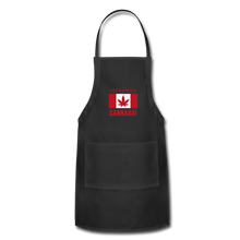 Load image into Gallery viewer, I just want to go to Canaba Adjustable Apron - black