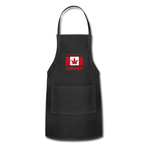 I just want to go to Canaba Adjustable Apron - black