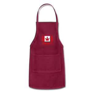 I just want to go to Canaba Adjustable Apron - burgundy