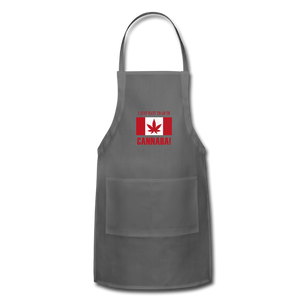 I just want to go to Canaba Adjustable Apron - charcoal