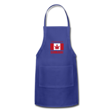 Load image into Gallery viewer, I just want to go to Canaba Adjustable Apron - royal blue