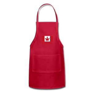 I just want to go to Canaba Adjustable Apron - red