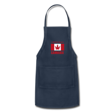 Load image into Gallery viewer, I just want to go to Canaba Adjustable Apron - navy