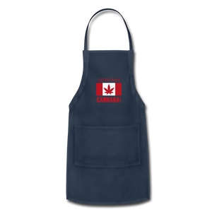I just want to go to Canaba Adjustable Apron - navy