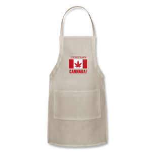 I just want to go to Canaba Adjustable Apron - natural